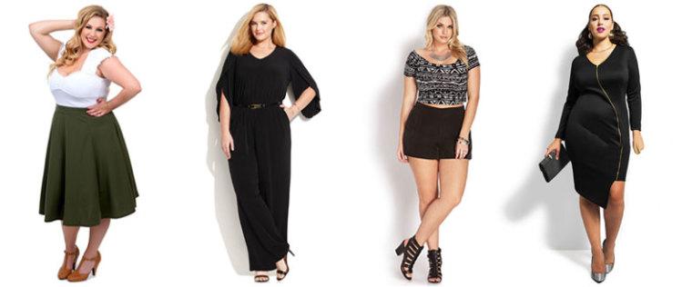 15 fashion item yang bikin wanita big size tetap tampil kekinian big size fashion Fashion style untuk orang kurus
