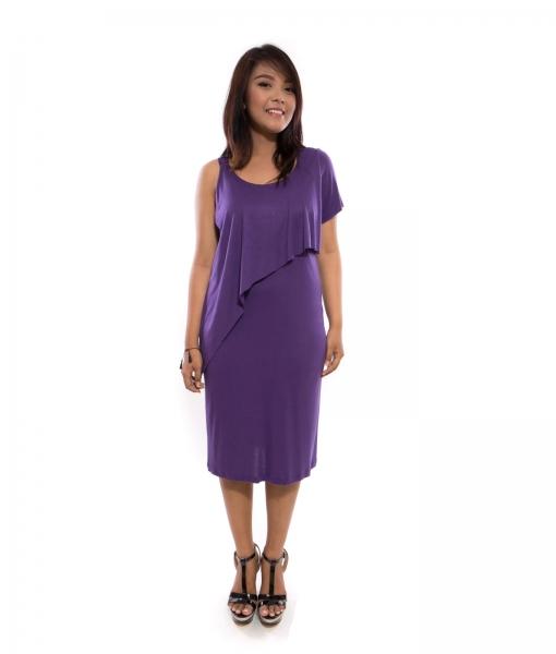 Chika Purple Dress