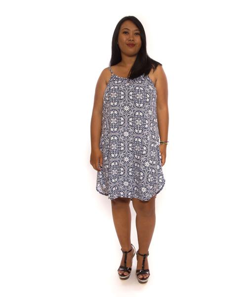 Sleek Dress Teal
