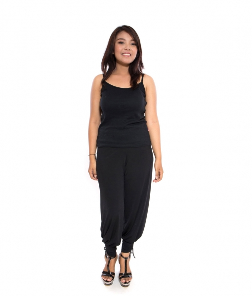 Mulan Black Pants