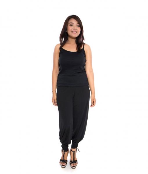 Mulan Black Pants